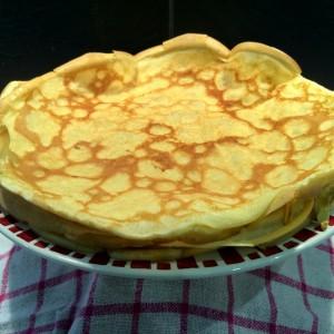 Pâte à crêpes (crêpes sucrées) (photo)
