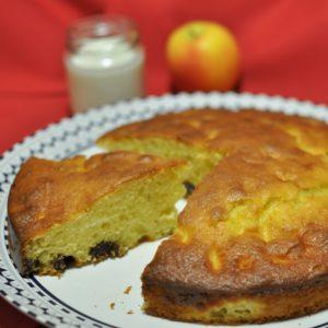 Gâteau au yaourt (photo)