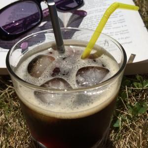Café frappé (photo)