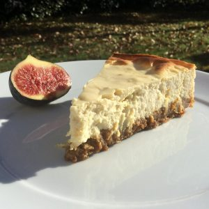 Cheesecake aux petits suisses (photo)